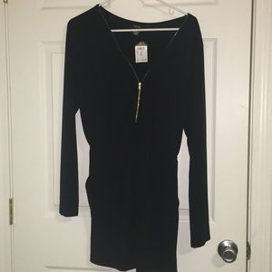 Long Sleeved Romper NWT